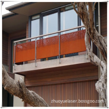 Custom Metal Balcony Panels