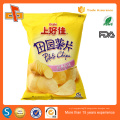 food grade laminated potato chips bag wholesale packaging