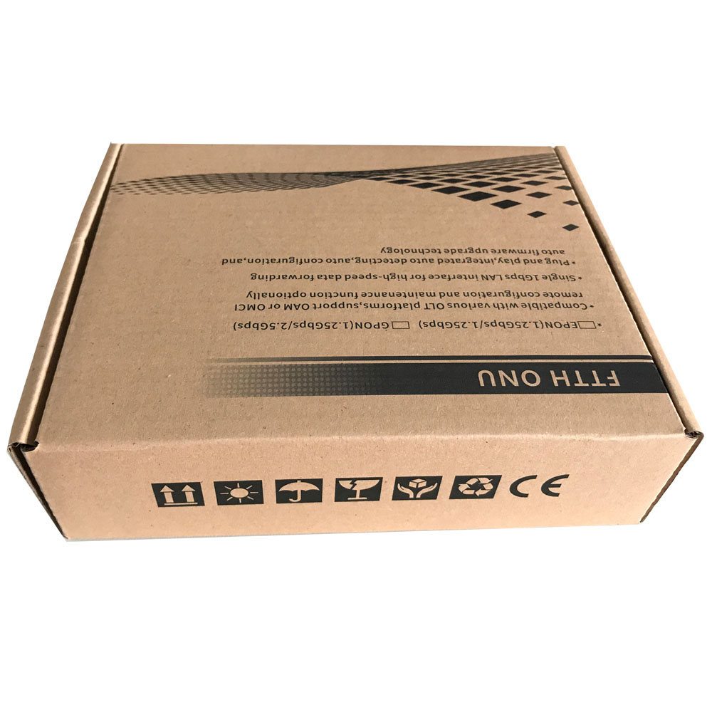 Hardened Custom Packaging Carton
