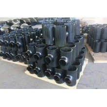 DIN / JIS-Standard-Stahlfittings-Reduzierer-T-Stück