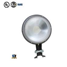 Luz exterior do diodo emissor de luz com a luz do alvorecer do brilho alto Luz do celeiro do sensor da fotocélula IP65 30W à luz do alvorecer