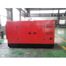 CE approved 100kva brushless water cooled diesel generator