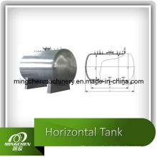 Горизонтальный резервуар для хранения
