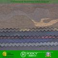 Crânio com tecido de camuflagem Design Poliéster fio de tecido tingido para casaco acolchoado