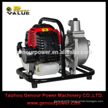 Power Value best seller mini 1 inch gasoline water pump 1hp