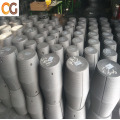 Low consumption rate graphite electrode for ladle furnace