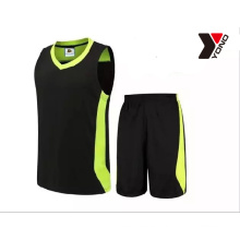 sublimación 4 colores imprimir personalizar jersey de baloncesto