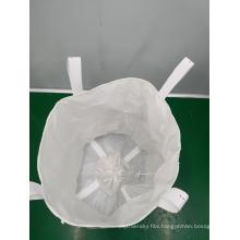 White kaolin PP FIBC bag