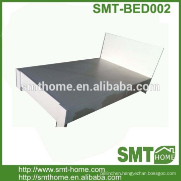 cheap simple melamine bed for bedroom
