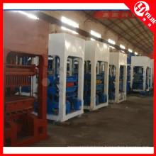 High Efficiency Brick Making Machines Qt10-15 for Sale