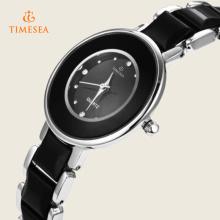Senhoras De Cerâmica Relógios De Moda De Moda De Luxo 71145