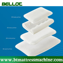 Breathable 3D Air Mesh Baby Pillow