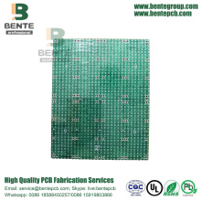 Immersion Tin 2 Layers FR4 PCB Standard PCB Tapered Holes