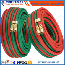 2016 High Grade Rubber Twin Welding Hose