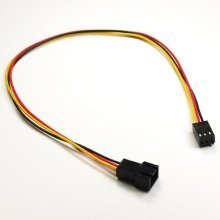 PC Inline Fan Extension Cable Lead Wire