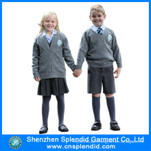 Latest Design High Quality Beautiful Kindergarten School Uniforms