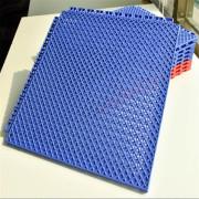 PP raw material interlocking basketball court flooring