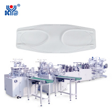 KYD Disposable Boat Type Mask Making Machine