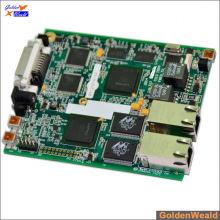 Pantalla PCBA con Ventilador y disipador de calor adecuado para PCB de Equipos de Controlador Industrial ensambla ensamblaje de PCB de fuente de alimentación