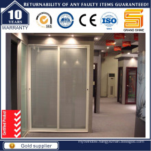 Interior / Exterior Patio Aluminium / Aluminum Sliding Security Glass Doors