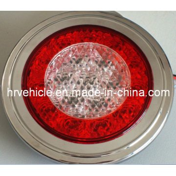 """4"""" Round LED Rear Combination Lamp for Truck Trailer"""