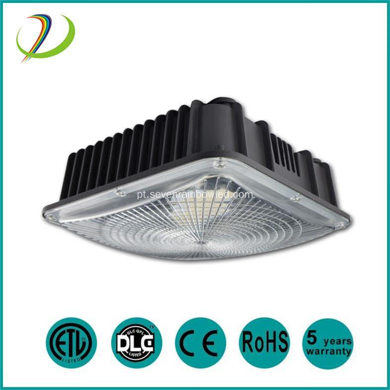 75W LED Canopy Light ETL DLC Listado