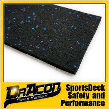 Entraînement sportif en intérieur de haute qualité EPDM Rubber Roll (S-9003)