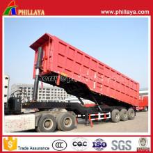 70ton Dump Truck Trailer / Rear Tipper for Mining