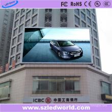 Preço alto da parede do diodo emissor de luz do brilho alto P8 da venda quente India
