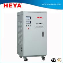 Stabilisateur de tension automatique électronique de bobinage de 30kw pour appareils