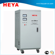 30kw Copper Winding Electronic Automatic Voltage Stabilizer for appliances