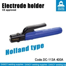 400A Arc welding electrode holder DC-113