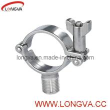 Stainless Steel Sanitary Ferrule Clamp Ring