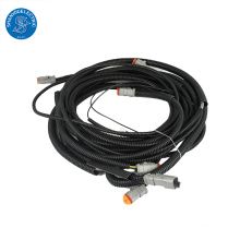 motorcycle electrical wire harness
