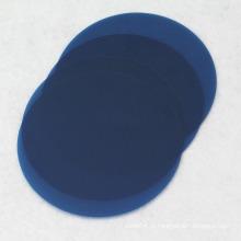 FCST fibra óptica polimento filme, múltiplas cores opcionais polimento filme, fibra polimento flm com tipo redondo 1um 3um 9um