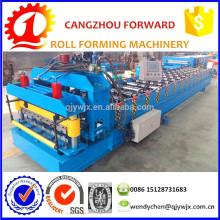 Azulejo de azotea de Metal durable que hace la máquina