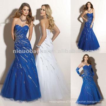 NY-2353 perlée nouvelle robe design quinceanera