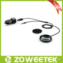 Bluetooth Car Kits with 3.5mm Connection for Listening Music (ZW-HB01)