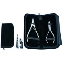 Corpo de aço inoxidável de tatuagem Piercing & Kits de ferramentas de perfuração