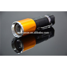 zoom dimmer led flashlight, led round flashlight, 9 led flashlight
