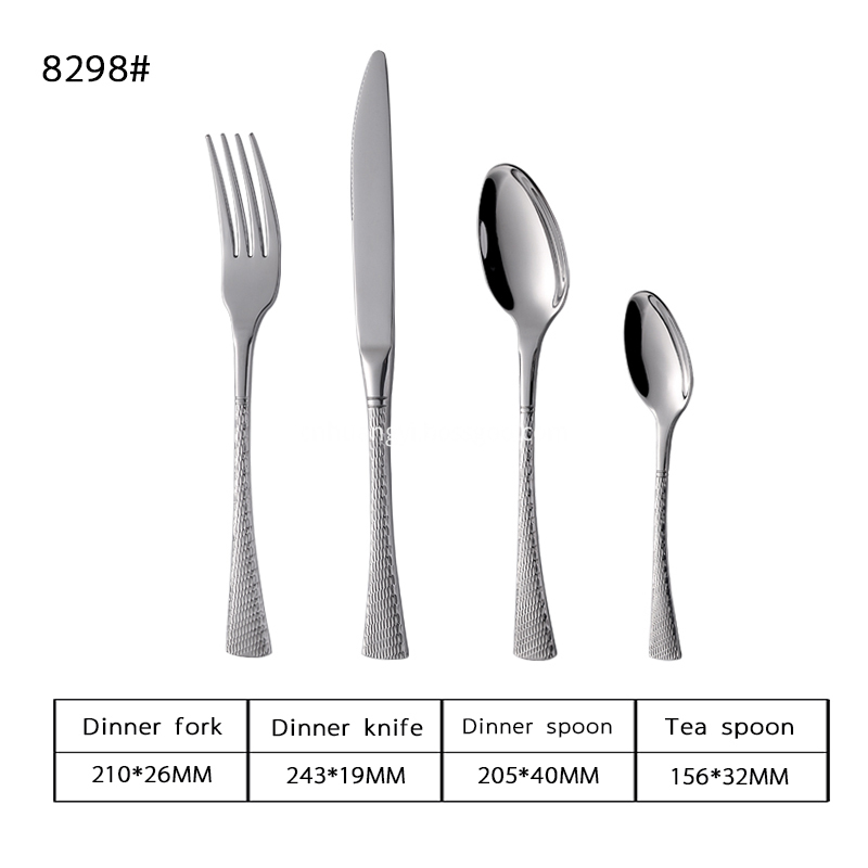 18-8 Seiko Stainless Steel Tableware
