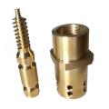 CNC Zahnrad Messing Buchse Teile