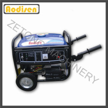 Generador portátil del motor de la gasolina de 2.5kw 3kw 5kw YAMAHA 2700 (sistema)