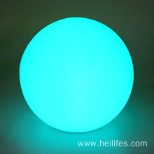 Color Changing LED Ball Light