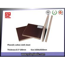 Feuille à base de tissu de papier phénolique pour pièces de rechange mécaniques