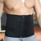 Men's and Women's Waist Trainer Belt - Waist Trimmer Girdle - Back Brace Shaper
