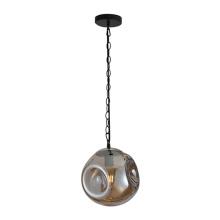 Modern Pendant Lamp E27 Bulb Glass Ball Lighting