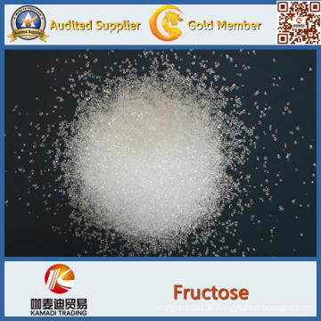 Lebensmittel Süßstoff Additiv Kristalline Fructose