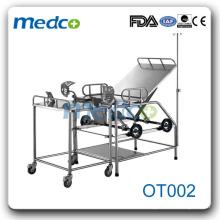 Lit d'accès obstétrique intégré à l'hôpital OT002