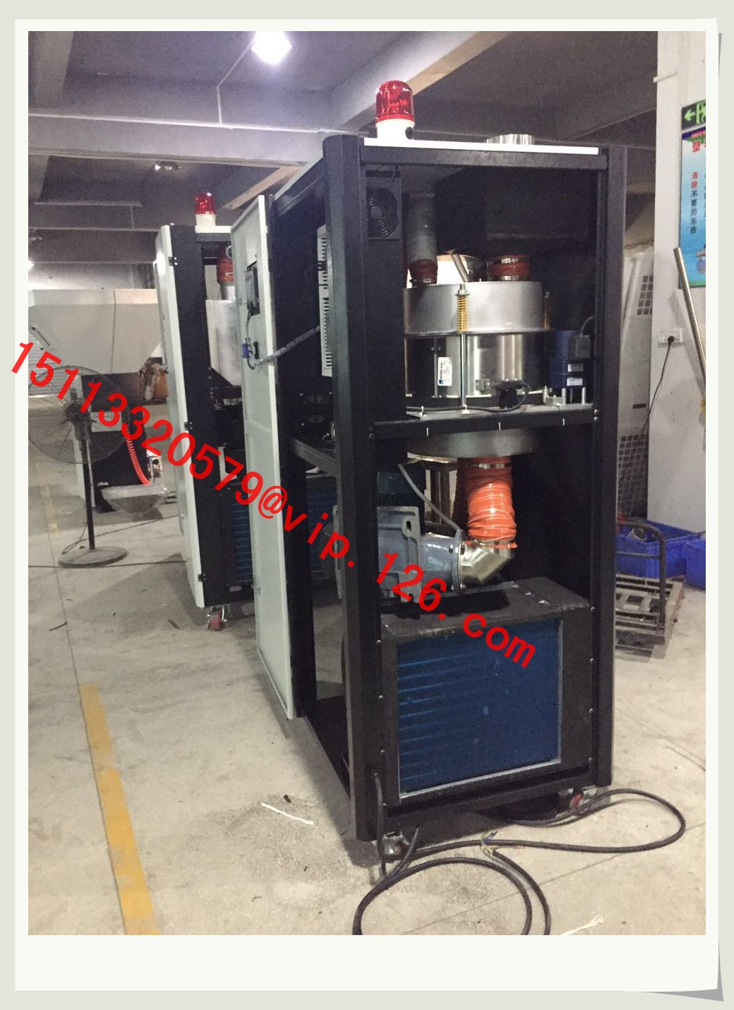 mould sweat dehumidifier under production